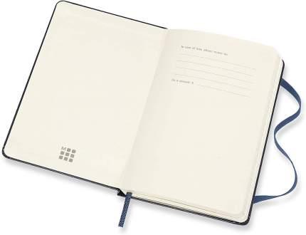 """Еженедельник датированный на 2020 год """"Classic"""" WKLY Pocket, 144 страницы, синий сапфир"""
