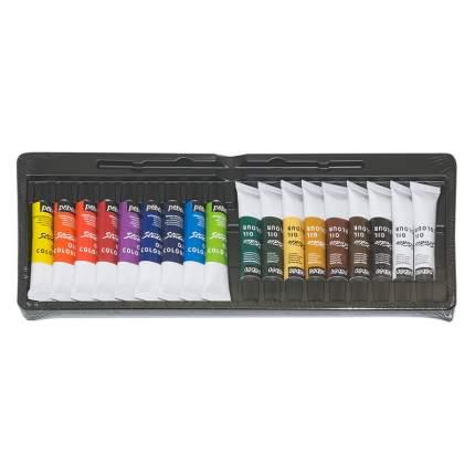 Масляные краски Pebeo XL 668110 18 цветов