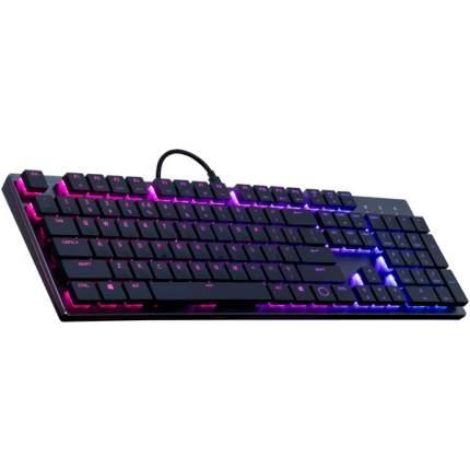 Игровая клавиатура Cooler Master SK650 Black (SK-650-GKLR1-RU)