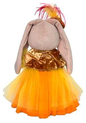 Мягкая игрушка «Зайка Ми Барышня» в янтарно-золотом, 32 см Зайка Ми