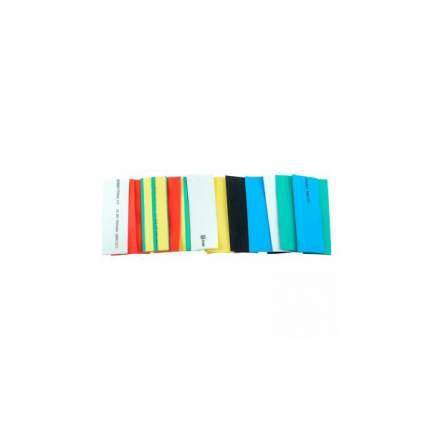 Термоусадка EKF ТУТ 20/10 набор:7 цветов по 3шт. 100мм. PROxima