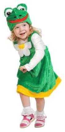 Карнавальный костюм детский Карнавалофф Лягушка