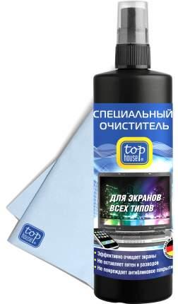 Набор для очистки экранов Top House 391510 для PLASMA, TFT, LCD, ЖК 2 предмета