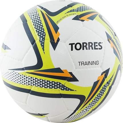 Футбольный мяч Torres Training SS18 №4 white/black/yellow
