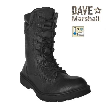 "Ботинки Dave Marshall Attack SB-8"" AL, черные, 40 RU"