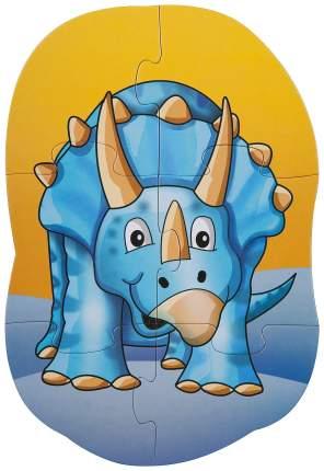 Пазл BONDIBON Динозавры ВВ2819 30 элементов