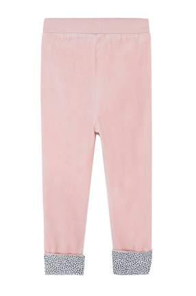 Брюки для девочки Coccodrillo, 62 р-р, цв.розовый