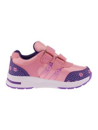 Кроссовки LITOLITO Love, цвет: фиолетовый, размер: 29