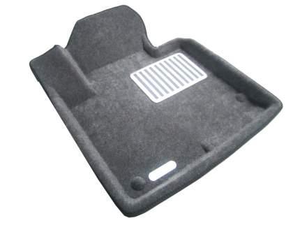 Комплект ковриков в салон автомобиля для Hyundai Euromat Original Business (emc3d-002717g)