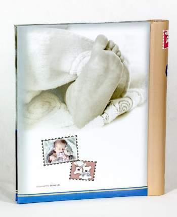 """Фотоальбом """"Спящий малыш"""" на 60 магнитных страниц 23х28 см"""