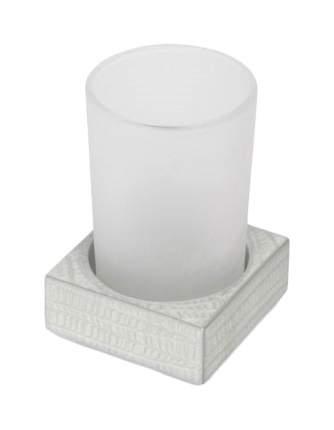 Стакан для зубных щеток Kassatex Delano Silver ADL-T-SLV