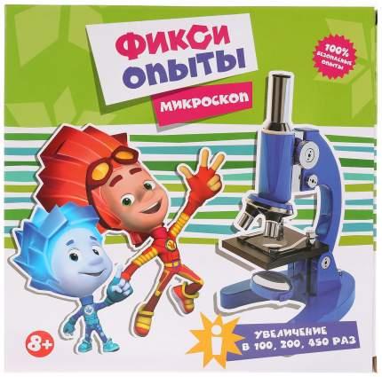 Микроскоп детский Играем вместе Фикси опыты KY-Z5AB873-F
