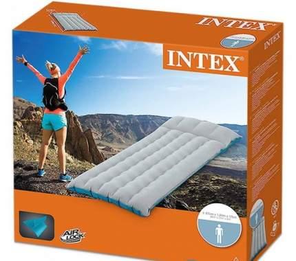 Intex, 67997, Надувной матрас Camping Mat 67х184х17см