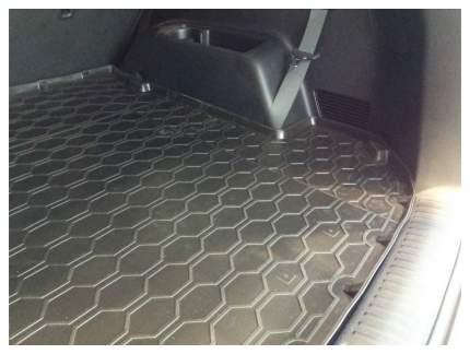 Коврик в багажник автомобиля RIVAL 12804004