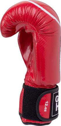 Перчатки боксерские Green Hill Panther BGP-2098, 10 oz, красный