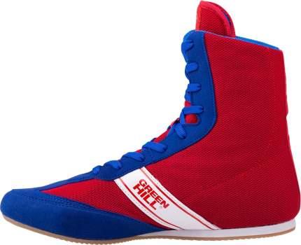 Боксерки Green Hill Special, синие/красные, 39