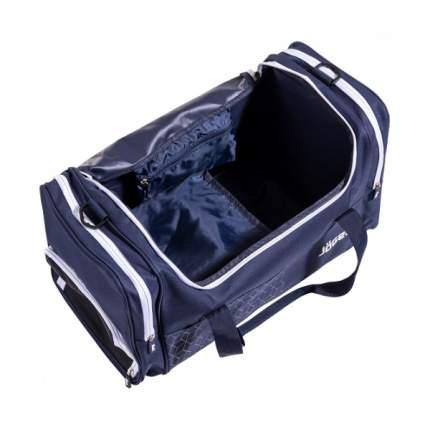 Спортивная сумка Jogel JHD-1802-091 M темно-синяя/белая