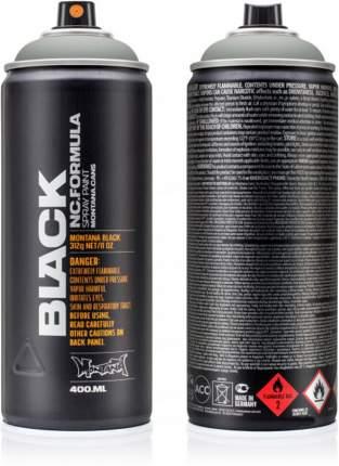 Аэрозольная краска Montana Black Shark 400 мл