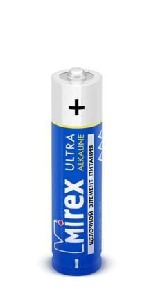 Батарейка щелочная Mirex LR03/AAA 1,5V 2 шт
