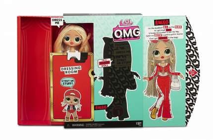 Кукла LOL Surprise ЛОЛ O.M.G. - Swag (30 см) 560548