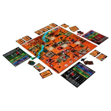 Настольная игра Нескучные Игры Трапперы 2-е издание