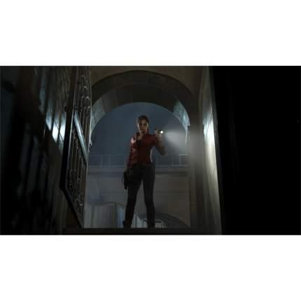 Игра Resident Evil 2 (Нет пленки на коробке) для PlayStation 4