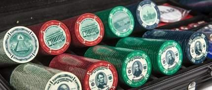 Набор для покера Partida US Dollar на 500 фишек