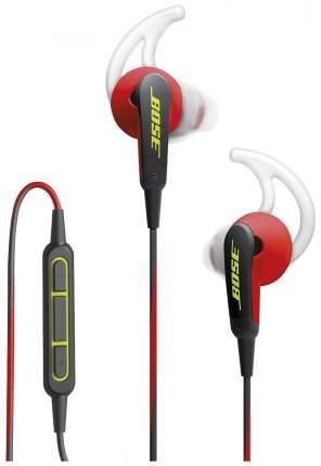 Наушники Bose SoundSport In-Ear Power Red to Apple