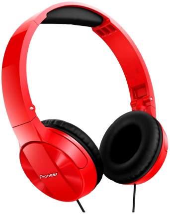 Наушники Pioneer SE-MJ503 Red