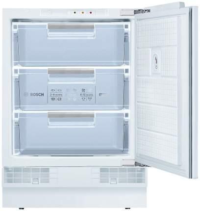 Встраиваемая морозильная камера Bosch GUD15A50RU White