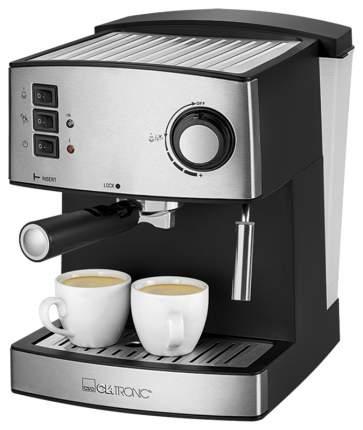Рожковая кофеварка Clatronic ES 3643 Silver/Black