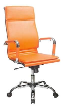 Кресло руководителя Бюрократ CH-993/ORANGE, оранжевый