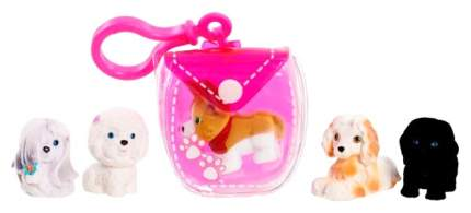 Брелок-сумочка Puppy In My Pocket Щенок 48180-P розовая