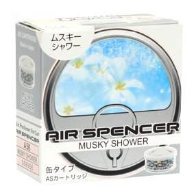 Автомобильный ароматизатор SPIRIT REFILL - MUSKY SHOWER A-56