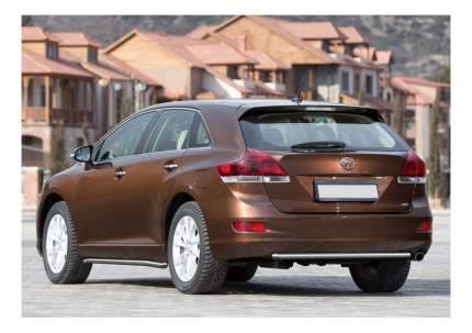 Защита порогов RIVAL для Toyota (R.5714.002)