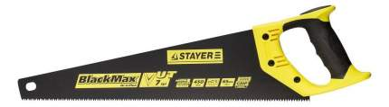Универсальная ручная ножовка Stayer 2-15081-45