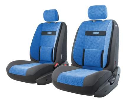 Комплект чехлов на сиденья Autoprofi Comfort TRS/COM-001 BK/BL