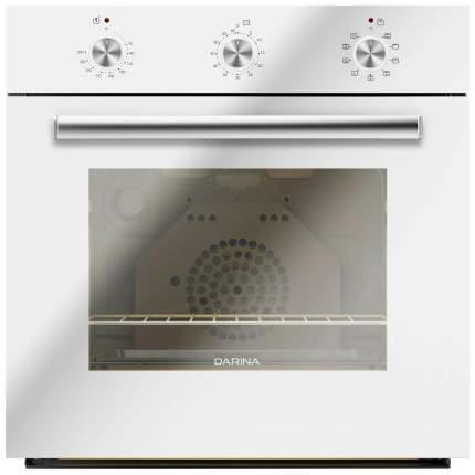 Встраиваемый электрический духовой шкаф Darina 1U BDE 111 707 W White