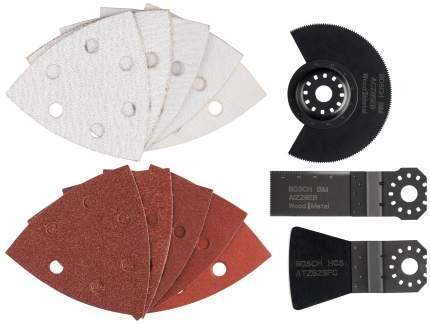 Набор пильных полотен для мультитулов Bosch 2609256977 для PMF