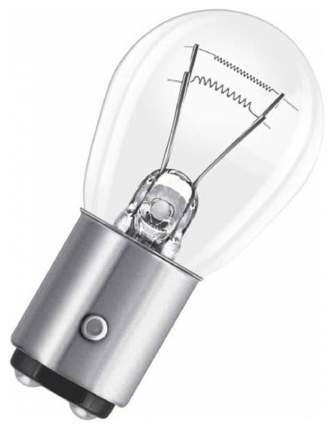 Лампа накаливания автомобильная OSRAM 24V P21 5W BAY15D (7537)