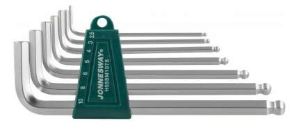 Набор шестигранных ключей JONNESWAY H05SM107S
