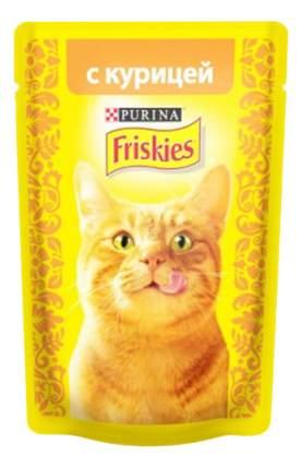 Влажный корм для кошек Friskies, курица, 85г
