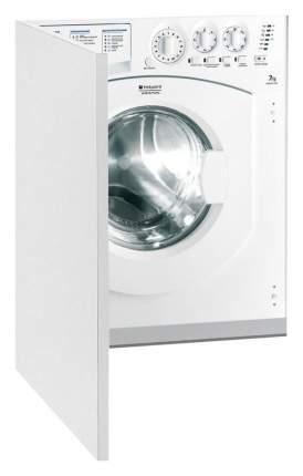 Встраиваемая стиральная машина Hotpoint-Ariston AWM 1297 RU Белый