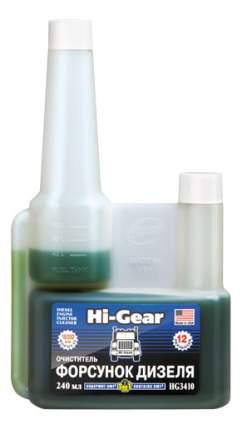 Очиститель форсунок и системы питания дизельных двигателей, с SMT2 Hi Gear HG3410