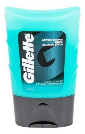 Гель после бритья Gillette питающий и тонизирующий 75 мл