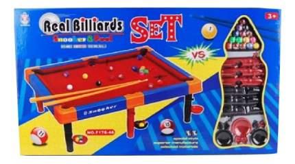 Настольная игра Shantou Real Billiards Set