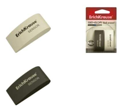 Ластик ErichKrause® Sensor Black&White (в блистере по 2 шт.)