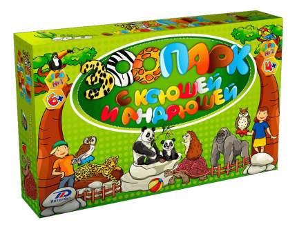 Семейная настольная игра ИнтерХит Зоопарк 37405