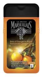 Гель для душа LE PETIT MARSEILLAIS Апельсиновое дерево и Аргана 250 мл