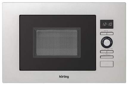Встраиваемая микроволновая печь Korting KMI 720 X
